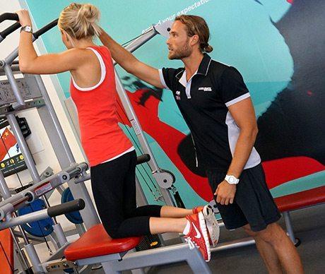 Jetts Gym Trainer