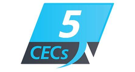 Fitness Australia 5 CEC Logo