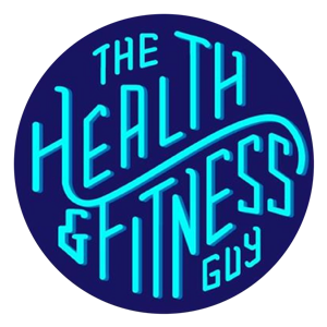 Progressive Fitness Professional The Health and Fitness Guy Logo