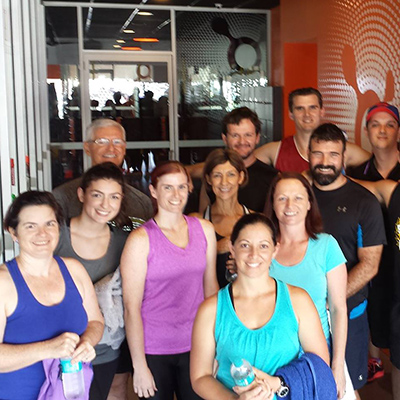 Onfit Team at Orangetheory Fitness