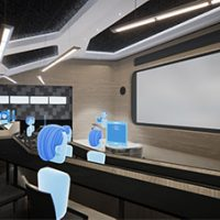 Onfit Virtual Reality Classroom